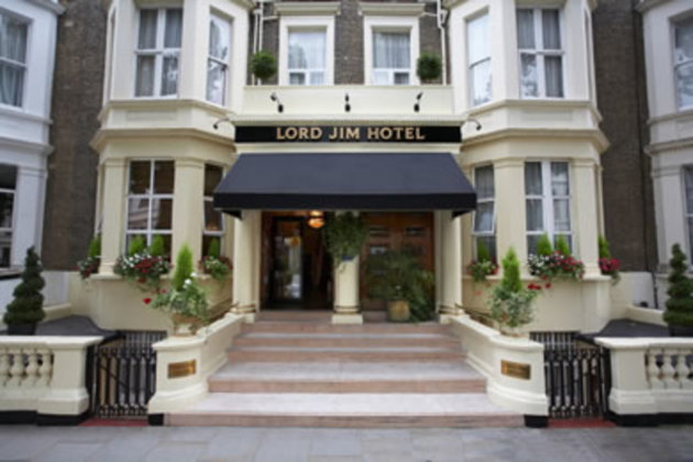 Lord Jim Hotel Londres