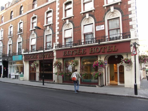 Last Minute Hotels London Paddington