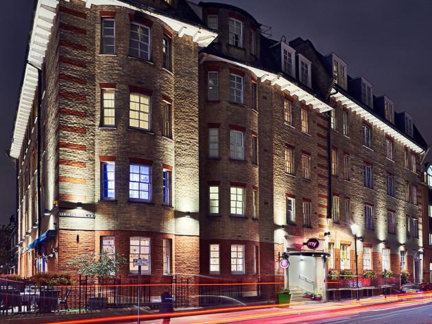 My Chelsea Hotel 1