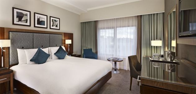 Hotel Doubletree By Hilton Hotel London - Victoria 1