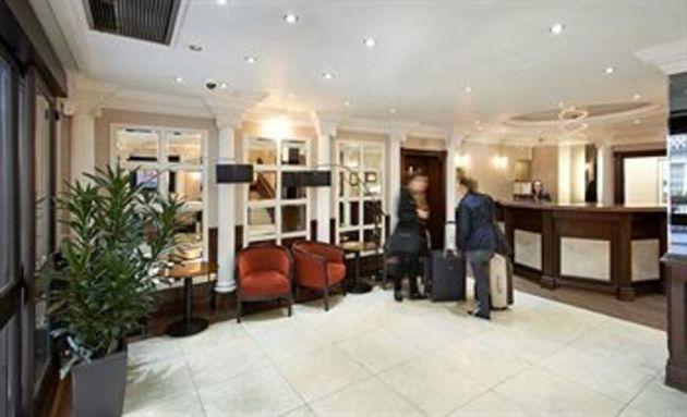 Hotel Royal Eagle Hotel (Londra) da 71€ - Volagratis