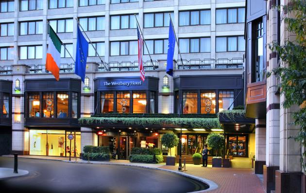 Westbury Hotel Dublin Spa