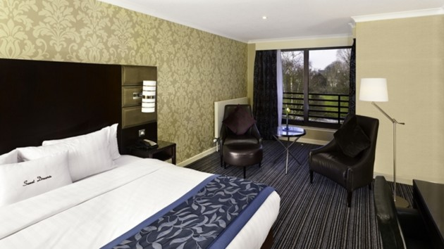 Doubletree By Hilton Hotel Cambridge City Centre Hotel thumb-3