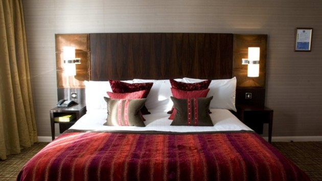 Doubletree By Hilton Hotel Cambridge City Centre Hotel thumb-4