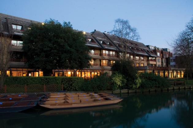 Doubletree By Hilton Hotel Cambridge City Centre Thumb 2