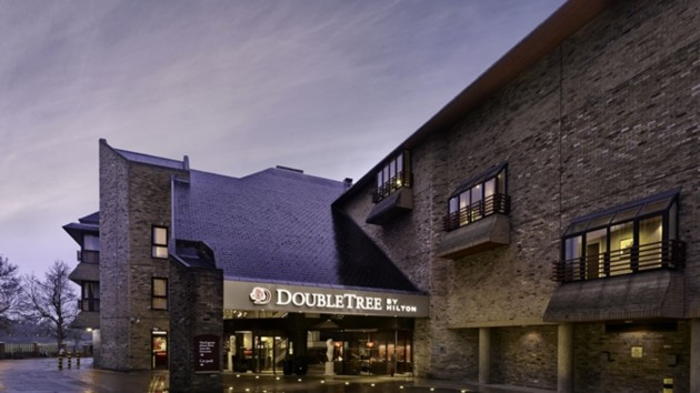 Doubletree By Hilton Hotel Cambridge City Centre Hotel 1