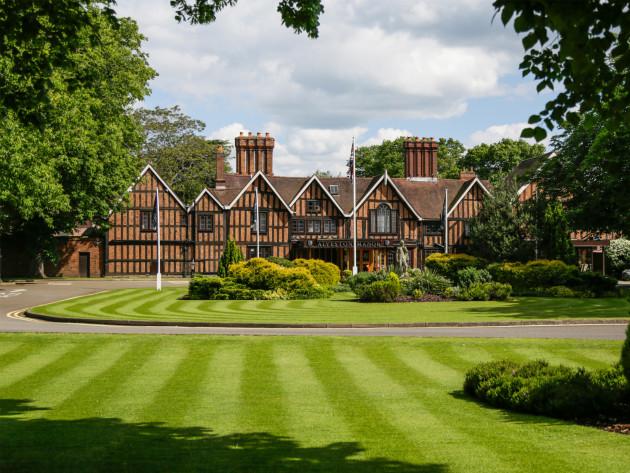 Macdonald Alveston Manor Stratford Upon Avon Hotel 1
