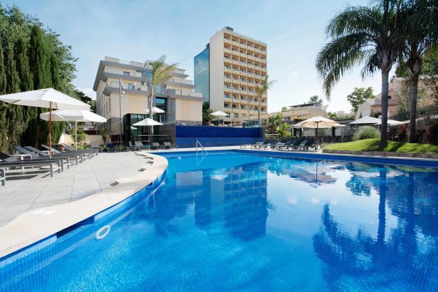 Hotel isla mallorca spa palma de mallorca city from for Design hotel mallorca last minute
