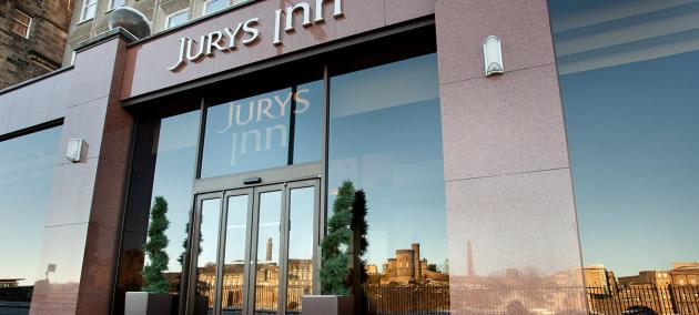 Jurys Inn Edinburgh Hotel 1