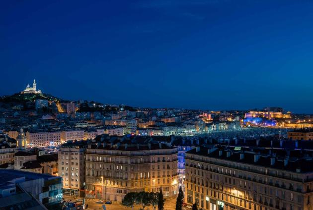 Hotel Marseille Mercure