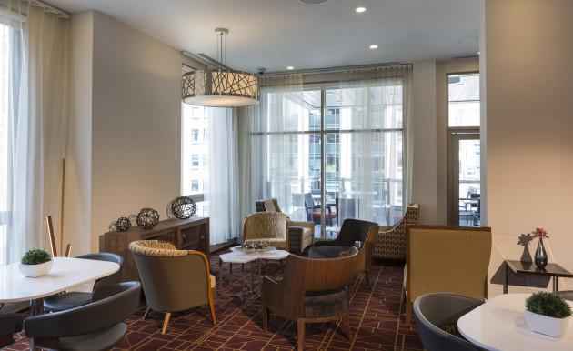 Hotel Club Quarters Grand Central thumb-2