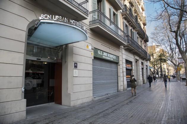 Hotel Bcn Urban Hotels Gran Ronda thumb-2