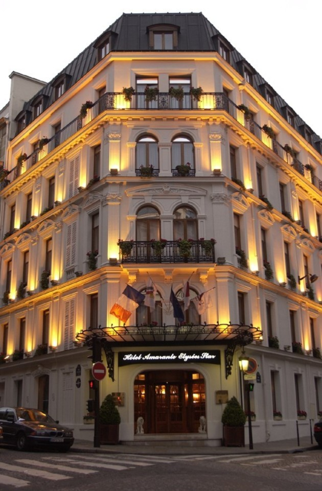 Amarante Champs Elysees Hotel (Paris) From £166