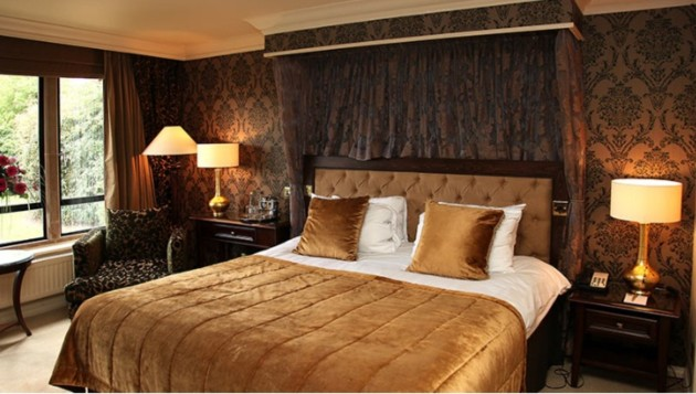 Billesley Manor Hotel Menu