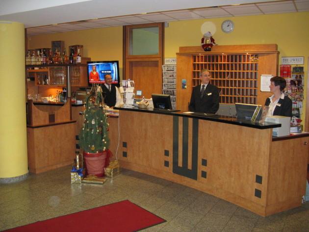 Hotel Park Inn By Radisson Berlin City West thumb-4