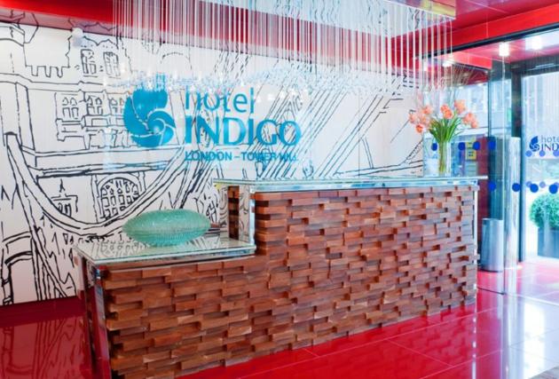 Hotel Indigo London - Tower Hill thumb-2