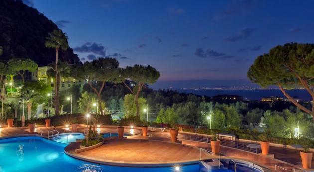Hilton Hotel Sorrento Palace Italy