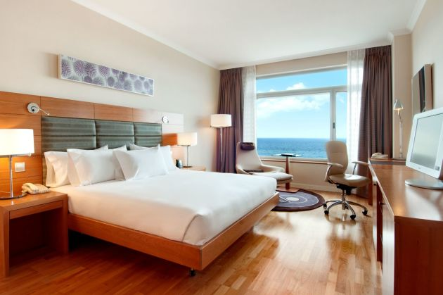 Hotel Hilton Diagonal Mar Barcelona thumb-3