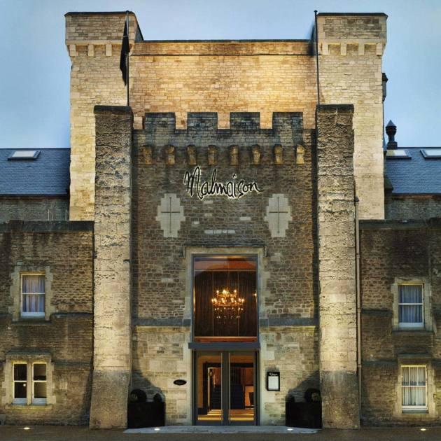 Malmaison Oxford Hotel 1
