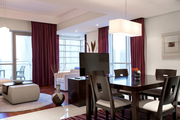 Pullman Jumeirah Lakes Towers Hotel & Residence - Dubai Hotel thumb-2