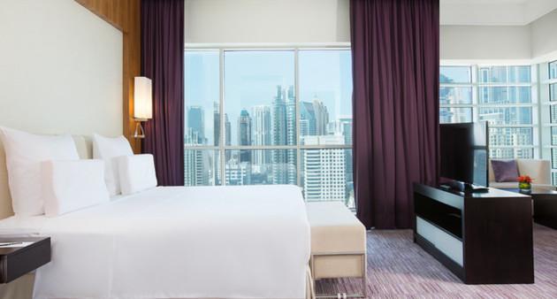 Pullman Jumeirah Lakes Towers Hotel & Residence - Dubai Hotel thumb-3