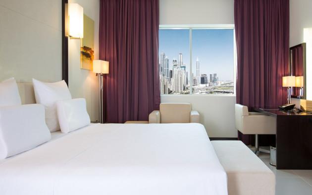 Pullman Jumeirah Lakes Towers Hotel & Residence - Dubai Hotel thumb-4