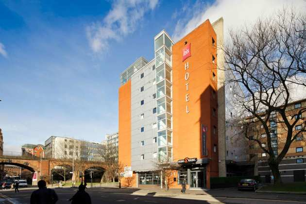 Ibis Manchester Centre Princess Street Hotel 1
