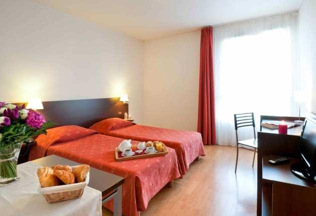Aparthotel Adagio Access Vanves Porte De Châtillon Hotel Vanves - Hotel porte de vanves