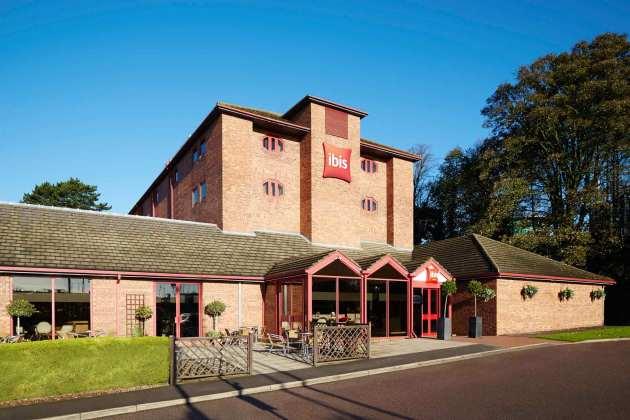 Ibis Hotel Luton Airport Restaurant Menu