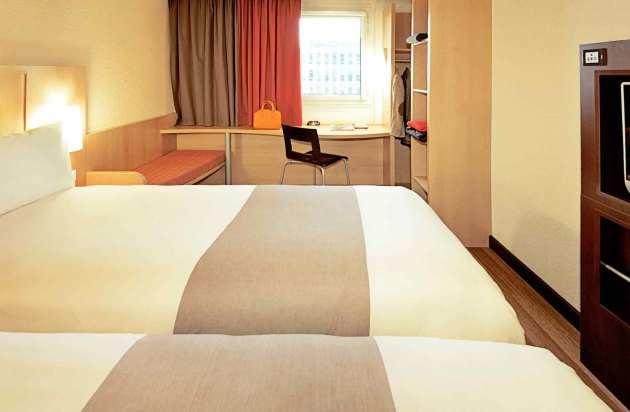 Ibis Hotel Luton Restaurant Menu