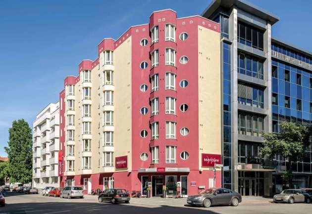 Hotel Mercure Hotel Berlin Zentrum thumb-2