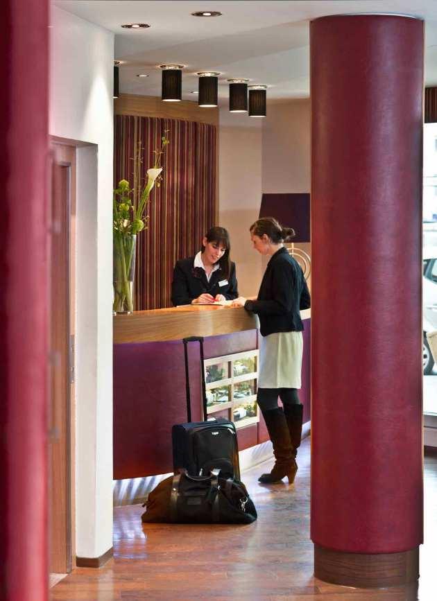 Hotel Mercure Hotel Berlin Zentrum thumb-3