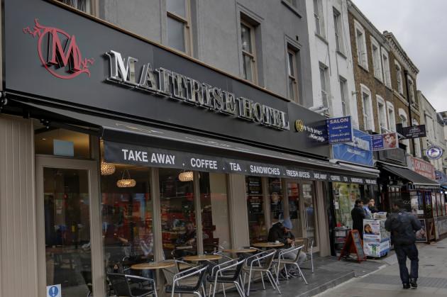 Best Western Maitrise Hotel Edgware Road 1