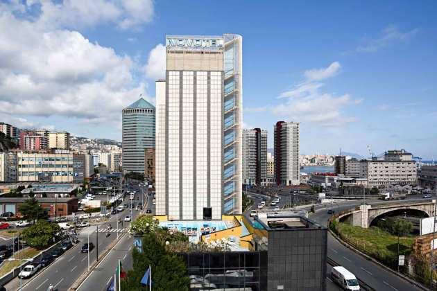 Hotel Novotel Genova City 1