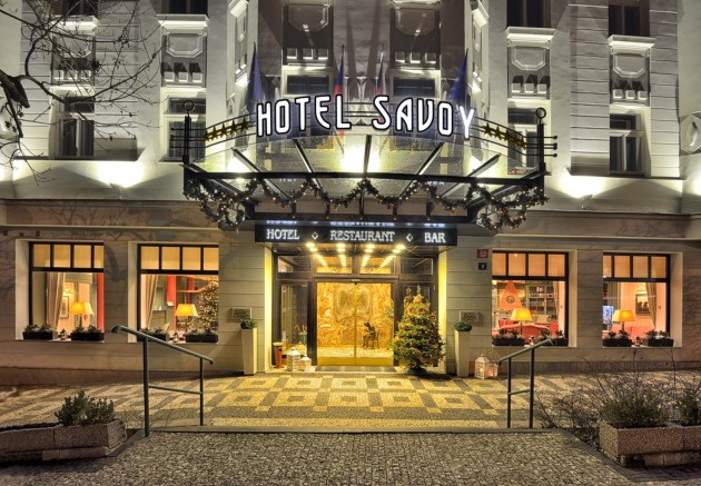 Hotel savoy hotel prague from 166 for W hotel prague