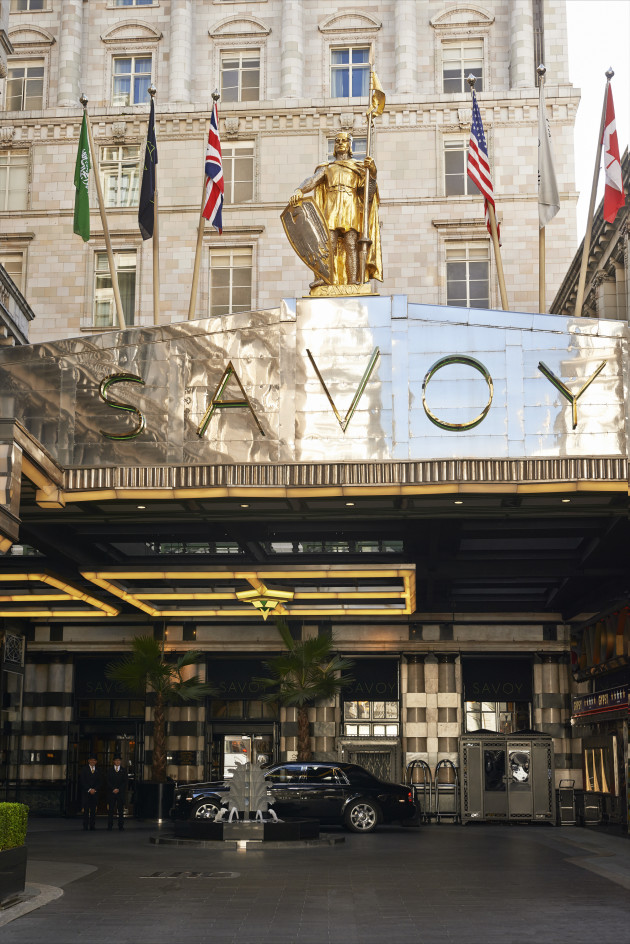 The Savoy Hotel 1