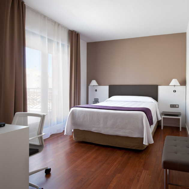 Hotel NH Madrid Arguelles 1