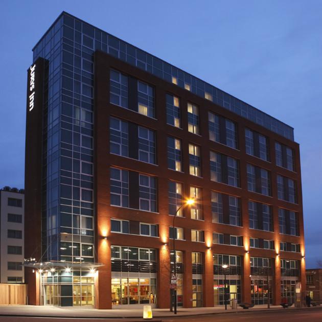Jurys Inn Sheffield Hotel 1