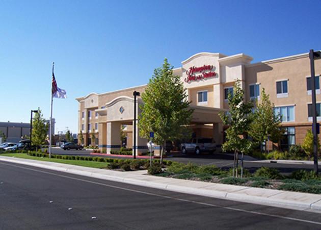 Hampton Inn Suites Yuba City Hotel 1