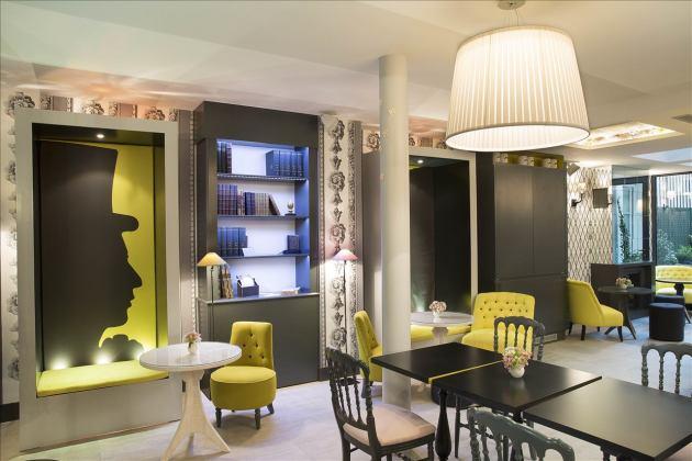Hotel Verlaine Parigi