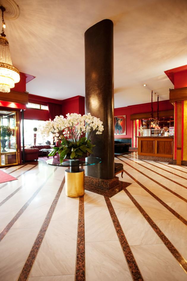 Hotel Savoy Berlin Restaurant