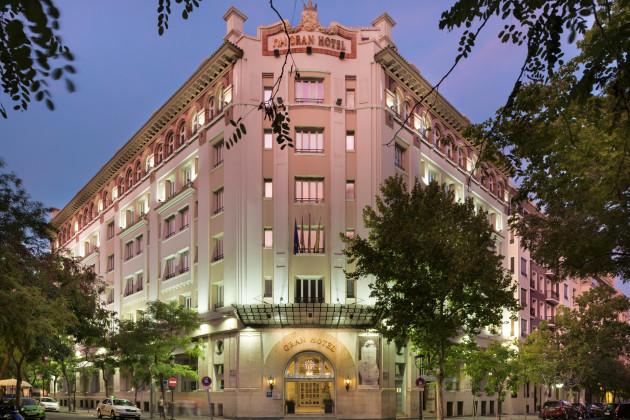 NH Collection Gran Hotel De Zaragoza Hotel (Zaragoza) from £66 ...
