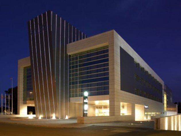 Hotel NH Gran Hotel Casino Extremadura 1