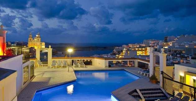 Solana Hotel Spa Mellieha Malta