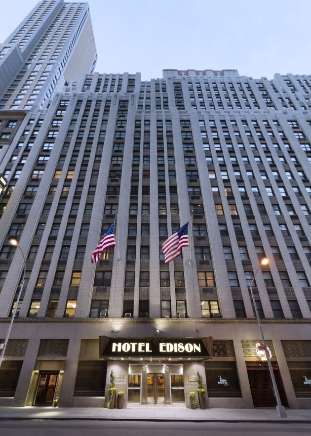 Hotel Edison Hotel (New York) from £89 | lastminute.com