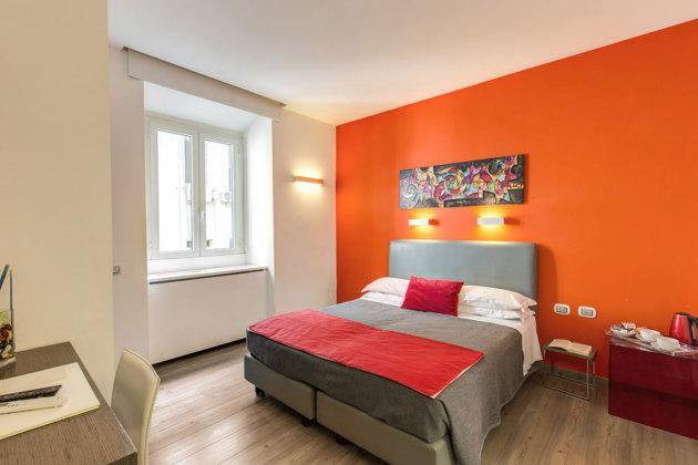 Hotel Residenza Borghese 1