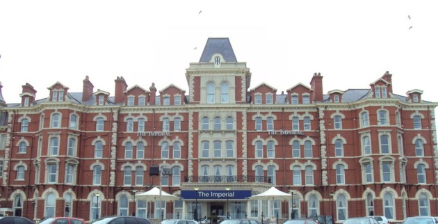 Imperial Hotel Blackpool 1