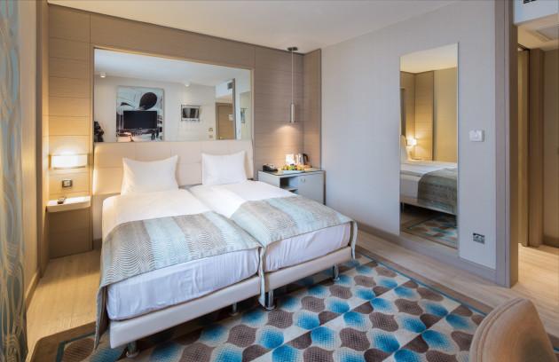 Hotel Titanic Comfort Mitte 1