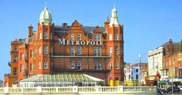 Grand Metropole Hotel Blackpool Hotel 1