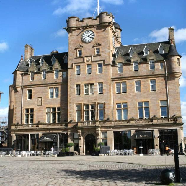 Malmaison Edinburgh Hotel 1